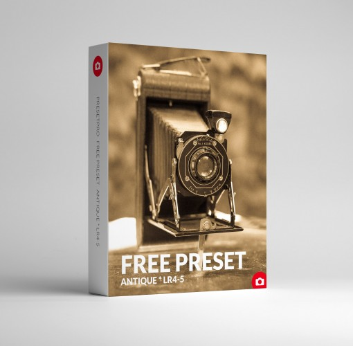 Free Lightroom Preset Antique