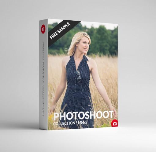 Free Lightroom Preset Photoshoot
