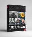 5 FREE Retro Film Presets