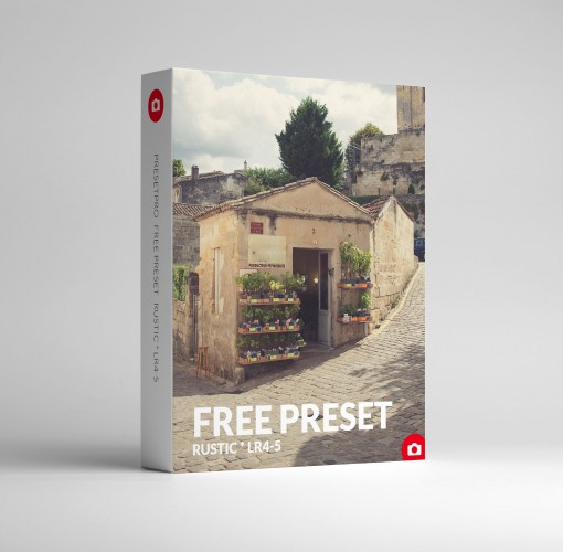 Free Lightroom Preset Rustic