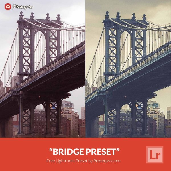 Free Lightroom Preset Bridge