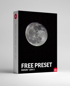 Free Lightroom Preset Moon