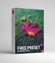 FREE - Retro Red