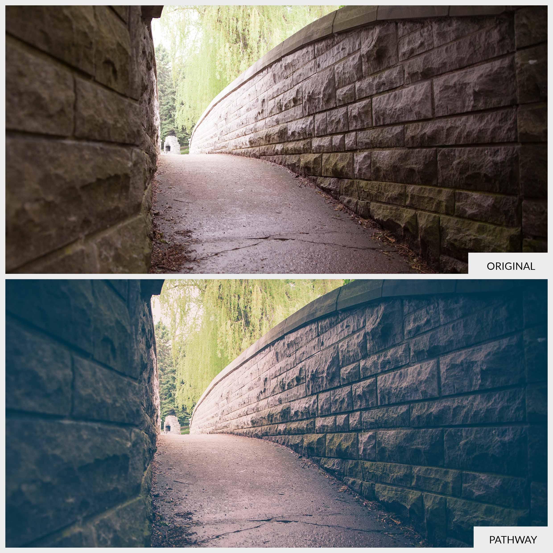 Free Lightroom Preset Pathway
