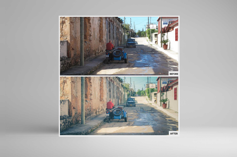 Free lightroom Preset Cuba