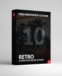 10 FREE RETRO
