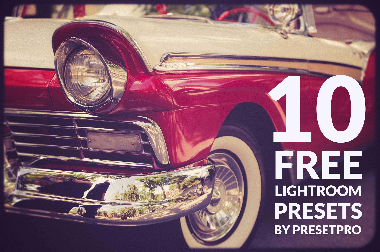 10 Free Vintage Lightroom Presets - Download Now!