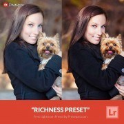 Free Lightroom Preset Richness