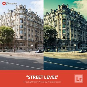 Free-lightroom-Preset-Street-Level