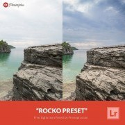 Free Lightroom Preset Rocko