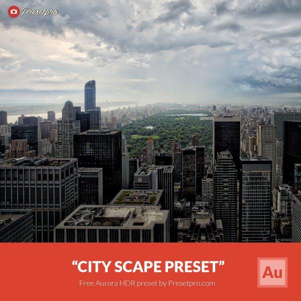 Free-Aurora-HDR-Preset-Cityscape
