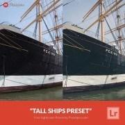 Free-Lightroom-Preset-Tall-Ships
