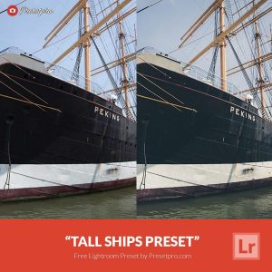 Free-Lightroom-Preset-Tall-Ships