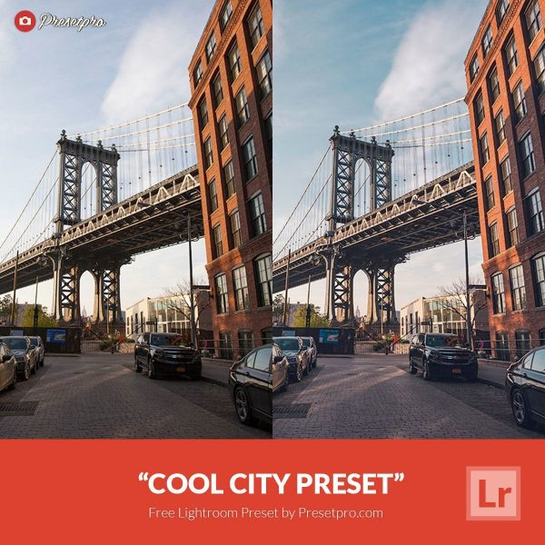 Free-Lightroom-Preset-Cool-City
