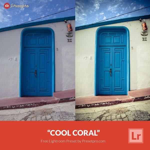 Free-Lightroom-Preset-Cool-Coral