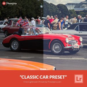 Free-Lightroom-Preset-Classic-Car