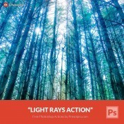 Free-Photoshop-Action-Light-Rays