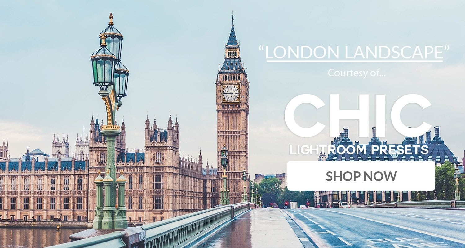 Free Lightroom Preset London Landscape