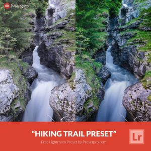 free-lightroom-preset-hiking-trail