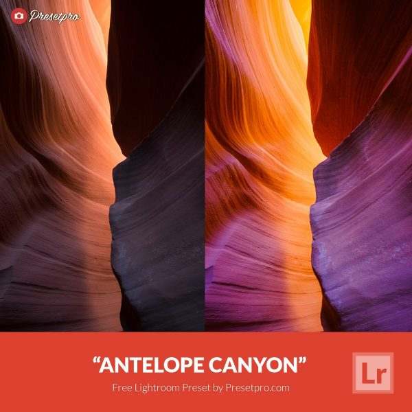free-lightroom-preset-antelope-canyon