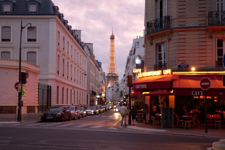 Free Luminar Looks Paris Night Preset Presetpro Com